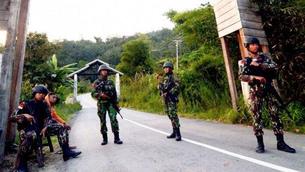 Seorang warga asing terduga teroris tertembak di Poso