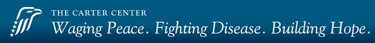 The Carter Center: Advancing Human Rights and Alleviating Suffering