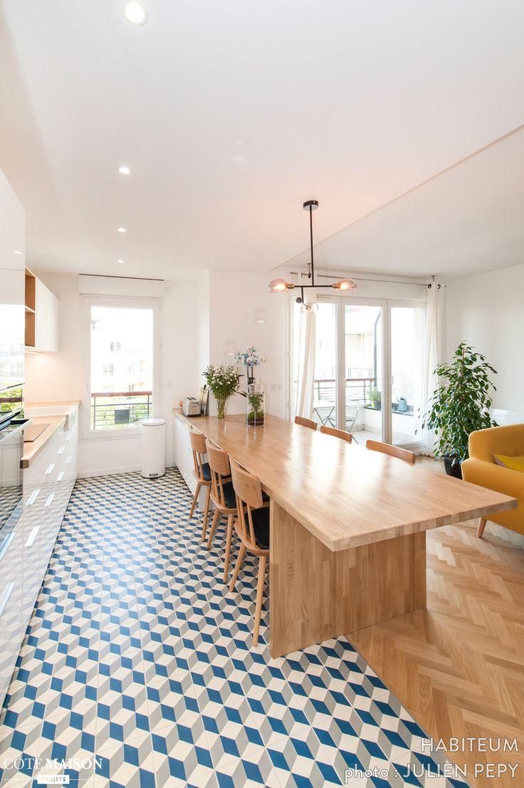 les 25 meilleures id es de la cat gorie table en bois massif sur pinterest table bois table. Black Bedroom Furniture Sets. Home Design Ideas
