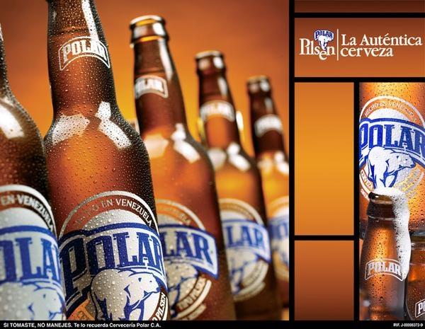 Cerveza Polar.  Famous Polar Pilsen calendars http://www.noticierodigital.com/2011/11/aqui-las-fotos-del-calendario-polar-pilsen-2012/