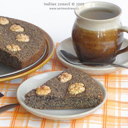 Vaříme zdravě » Makovec z brambor