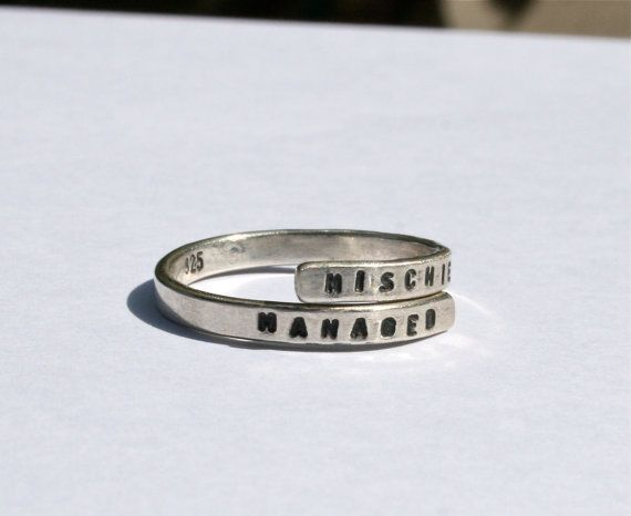 14 best Lyric Rings images on Pinterest Sterling silver rings