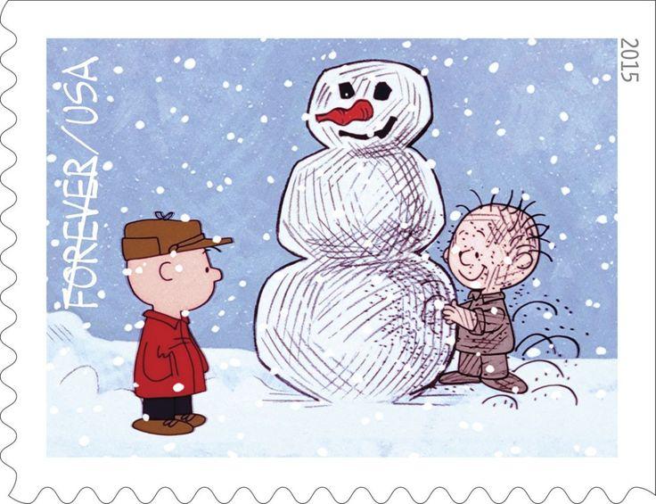 Peanuts-weihnachten-Briefmarke