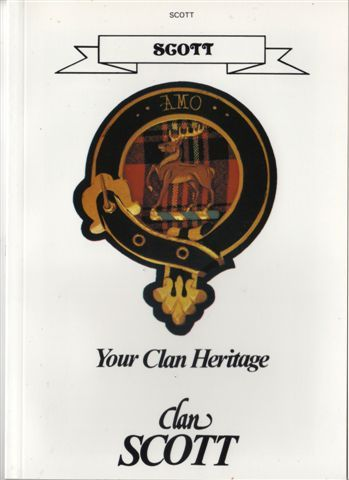Clan Scott Kilts For Sale | CLAN & SURNAME BOOKS - SCOTTISH CELTIC IRISH CLAN SURNAME & HISTORY ...