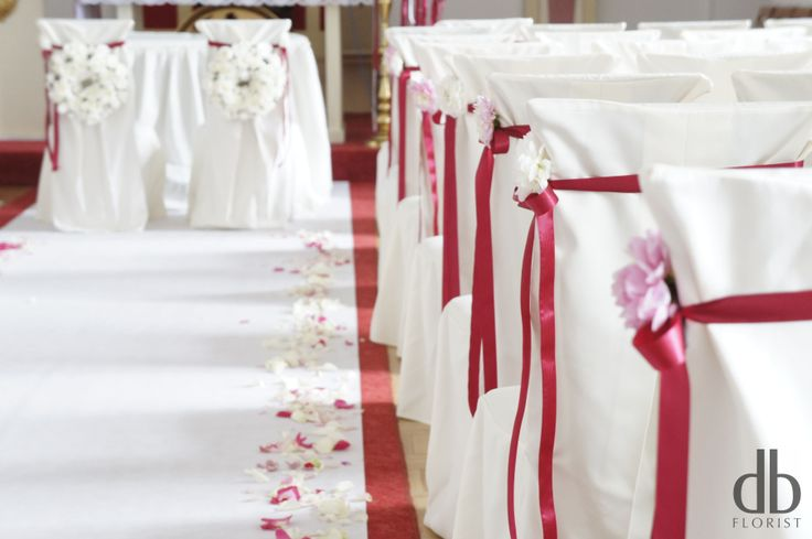 Wedding arrangement made in  Książ Castle