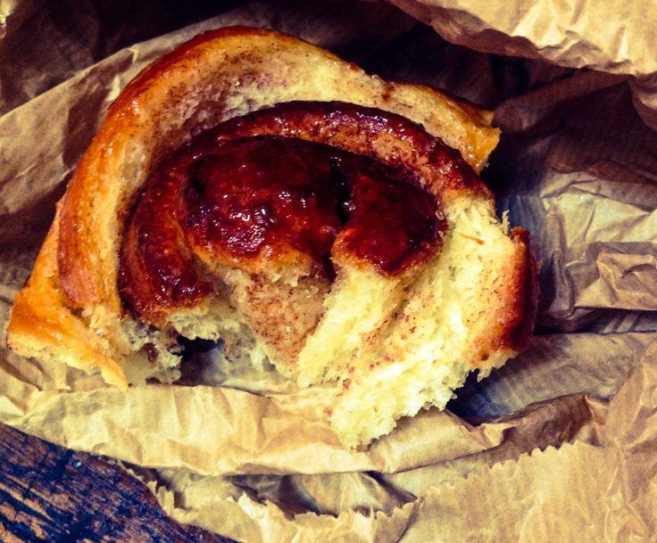 Cinnamon roll- involtini di canella