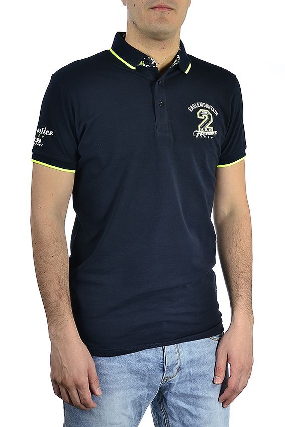 Μπλούζα με γιακά 12,70€ Διαθέσιμο στο http://goo.gl/gLTUYs