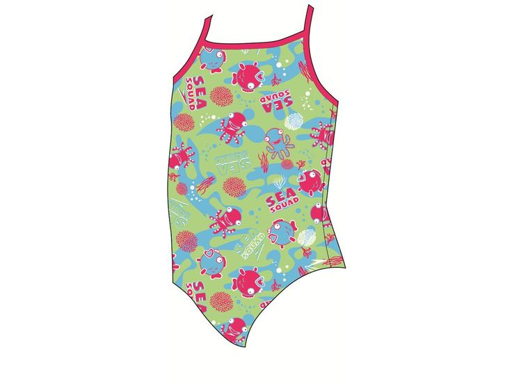 COSTUME SPEEDO BIMBA TITCH