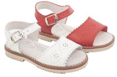Sandalia Piel Niña - Zapatos de Piel Hombre Mujer ...