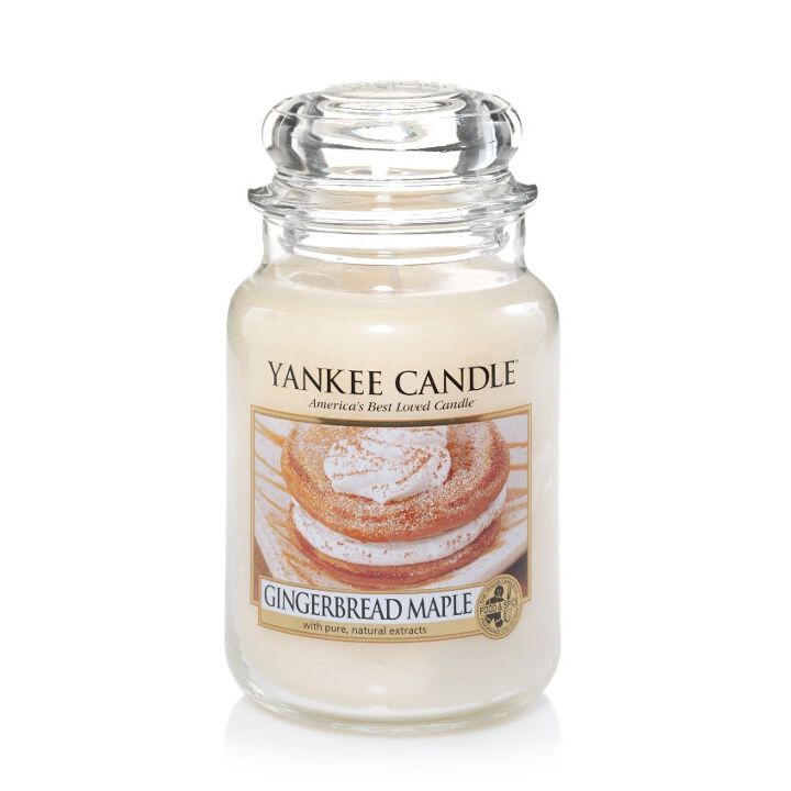 Gingerbread Maple - Candles - Yankee Candle