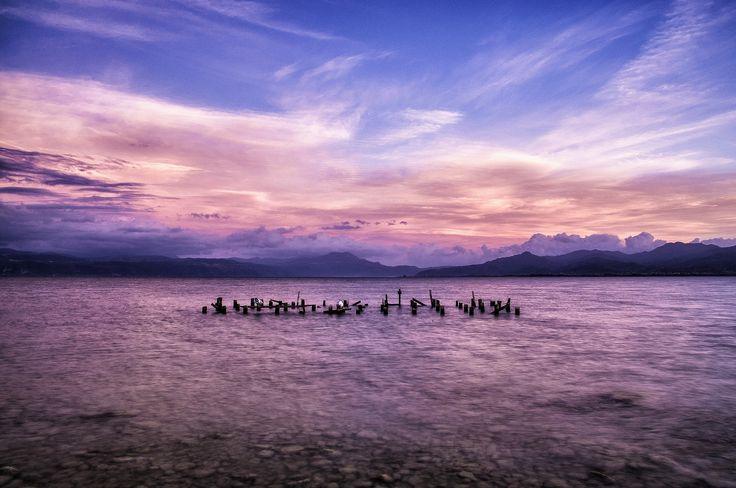 Λίμνη Τριχωνίδα, Αγρίνιο / Trichonida lake,Agrinio