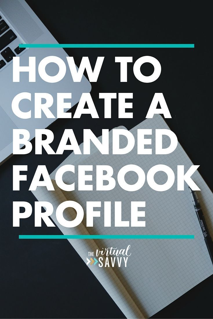 238 best facebook marketing images on pinterest facebook the virtual savvy shows us how to create a branded facebook profile for your creative biz malvernweather Choice Image