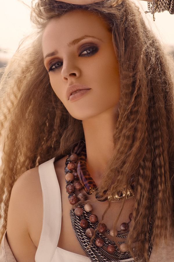 *hairstyles, beauty, makeup* - Lovely colors. lfb