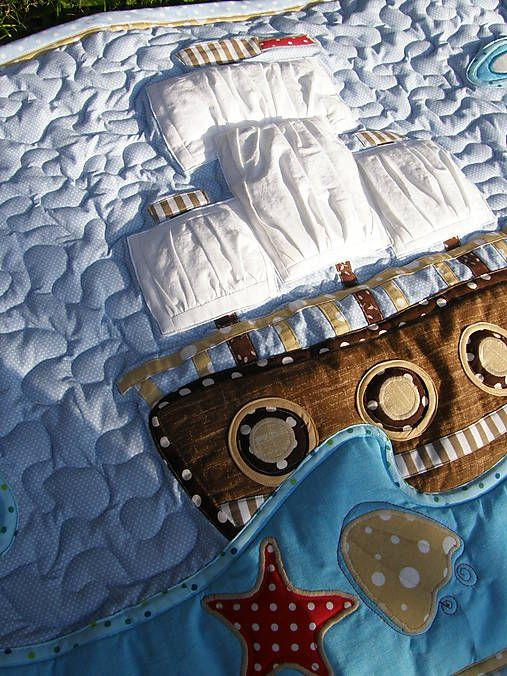 kajura / Pirátska loď...zástena :)