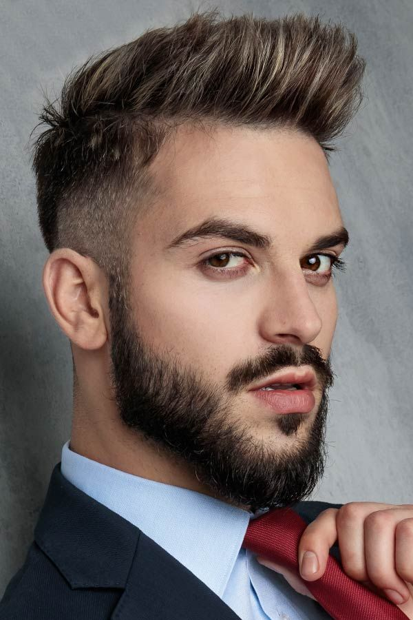 Hair Dye Guide For Men Who Want To Color Their Mane Menshaircuts In 2020 Dyed Hair Men Men Hair Color Brown Hair Men