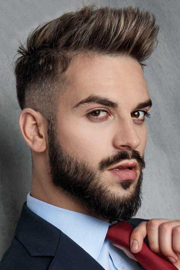 Hair Dye Guide For Men Who Want To Color Their Mane Menshaircuts In 2020 Dyed Hair Men Men Hair Color Brown Hair Men