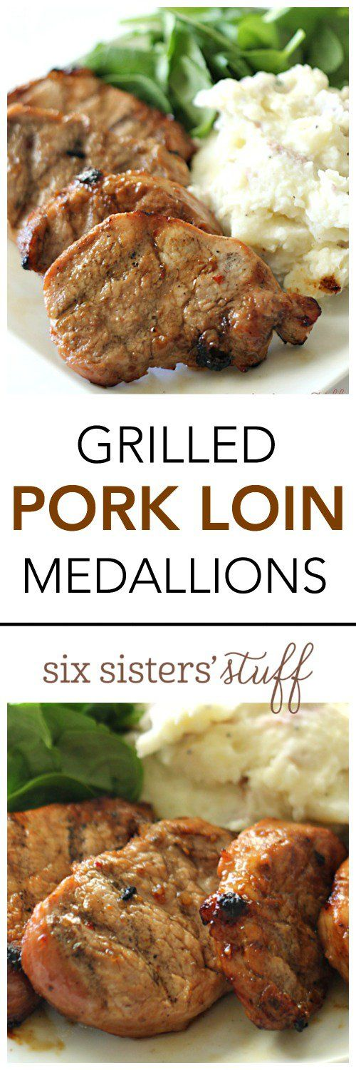 Easy pork tenderloin marinade recipes