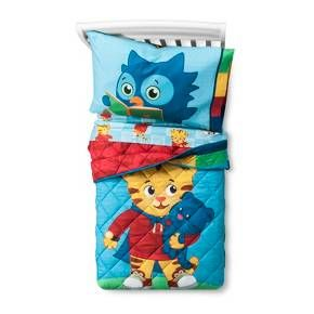 Daniel Tiger Toddler Bedding Set