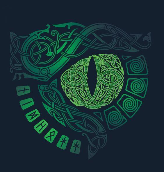 Nidhogg's eye