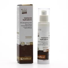 24h seboregulating cream Mixed/oily skin Mastic & honey* Ages: 17-37  1,7 fl.oz/ 50ml  - See more at: http://www.greekpharma.com/shop/mastic-mastacne-hydraderm-face-cream-50ml/#sthash.SxOmjhC0.dpuf