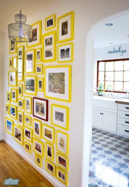 55 best photo display for homes images on Pinterest | Home ideas ...