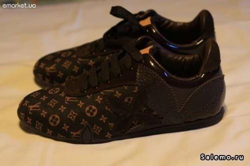 Купить дешево туфли luis vuitton