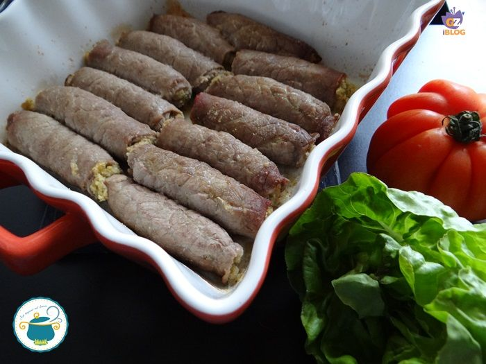 Braciole di carne alla calabra - ricetta tipica - |