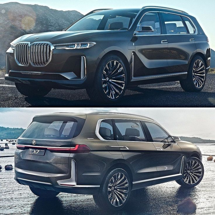 Bmw X7 Suv: 22 Best Kia Concept Vehicles Images On Pinterest