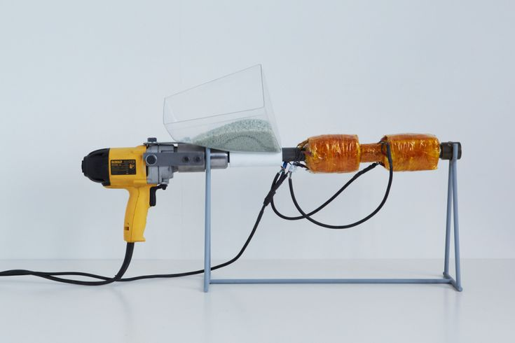Guns, Plastic and Baroque Furniture - Core77