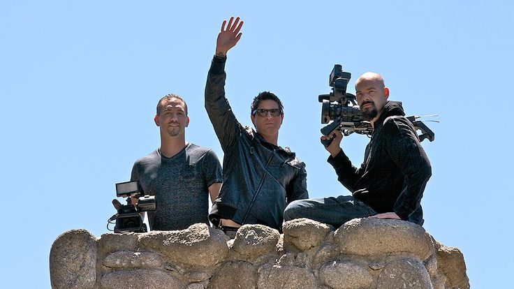 Zak, Nick and Aaron : Ghost Adventures: Tor House Pictures : TravelChannel.com