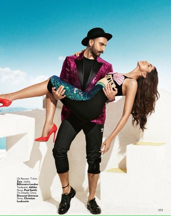 Wow! These Ranveer-Deepika pictures are HOT and how! | PINKVILLA