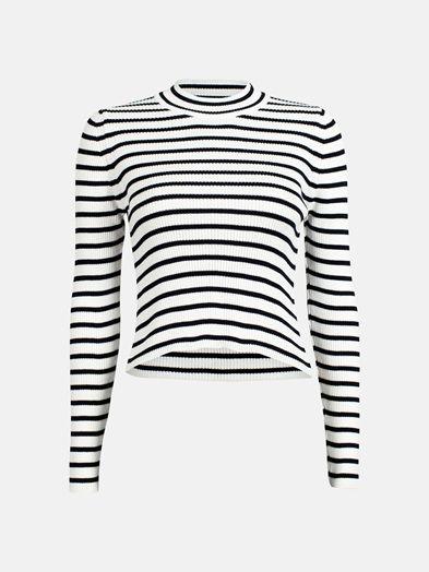Celina pullover | 7171096 | Blå | BikBok | Norge