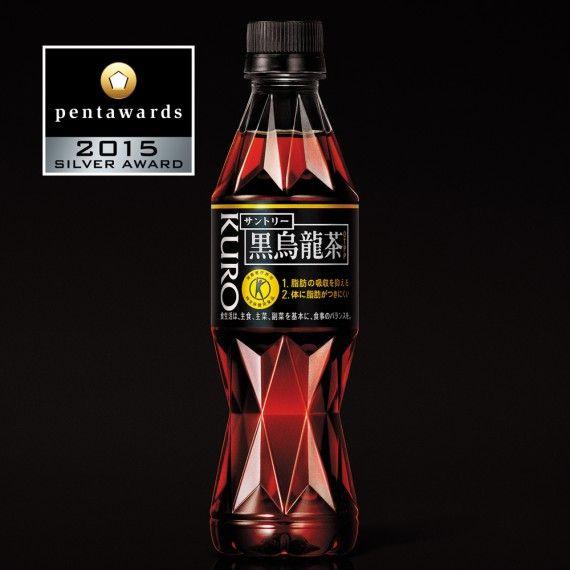 Silver Pentaward 2015 – Beverages – Suntory, Design Department