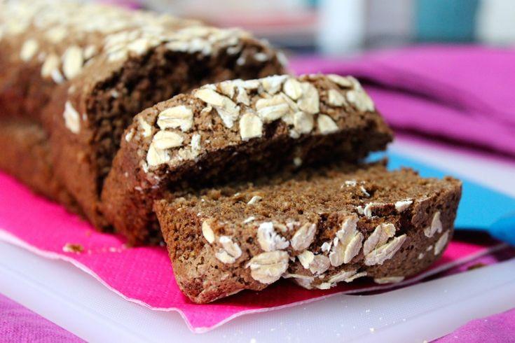 Glutenvrij ontbijt | Recept voor glutenvrije ontbijtkoek!