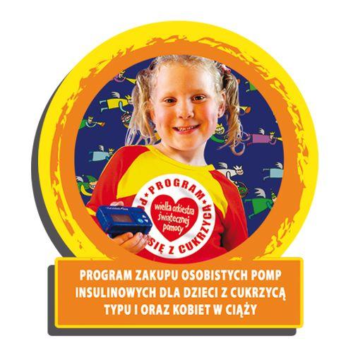 Ogólnopolski Program leczenia pompami insulinowymi dzieci z cukrzycą był jednym z wielu programów medycznych realizowanych przez Fundację Wielka Orkiestra Świątecznej Pomocy. Programem tym zajmowaliśmy się od 2001 roku, od tego czasu zakupiliśmy prawie 3000 takich urządzeń.