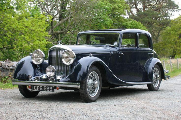 Bentley Derby 3 1/2 Park Ward | eBay