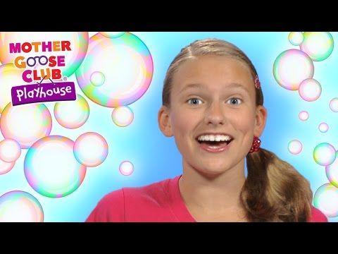 Bubbles | Bubble Pop Game | Mother Goose Club Playhouse Kids Video - YouTube