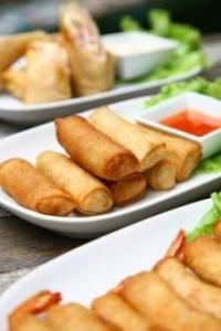 Spring Rolls | Ideal Protein Recipes