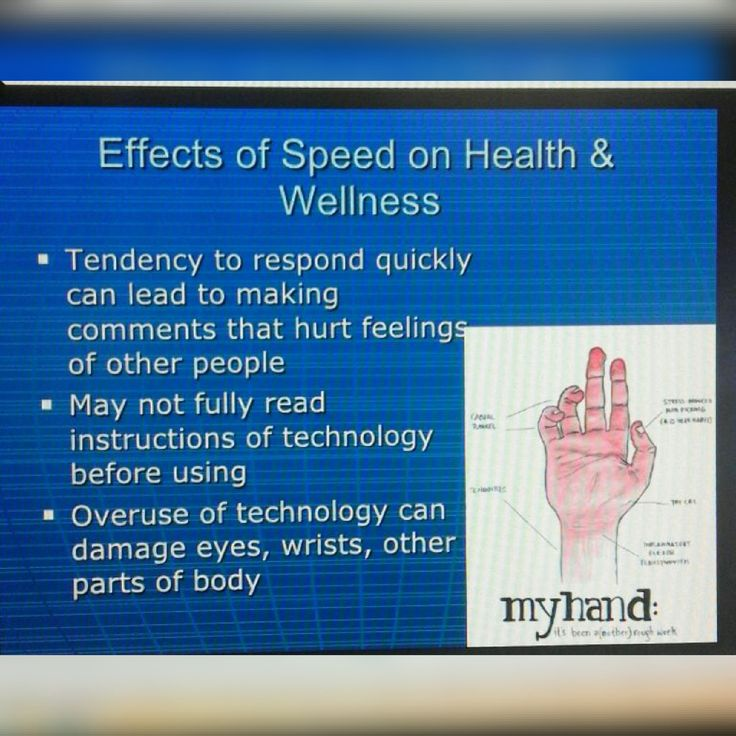 You may damage your body parts or strain your hands.