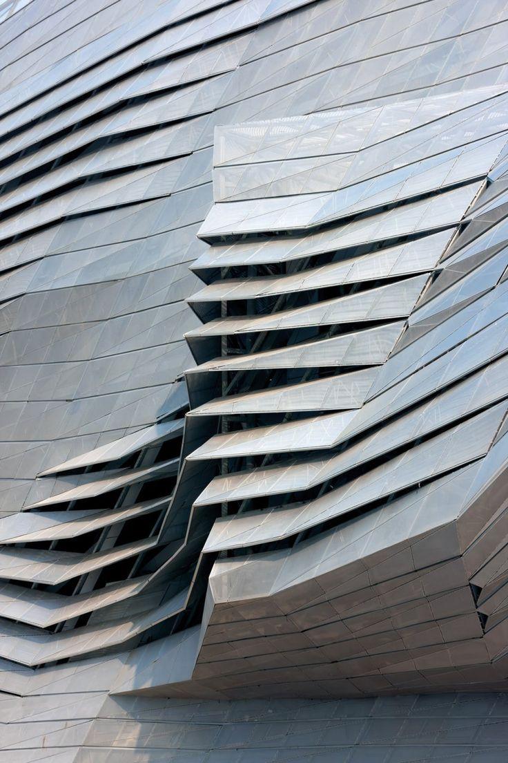 [A3N] : Dalian International Conference Center / Coop-Himmelblau