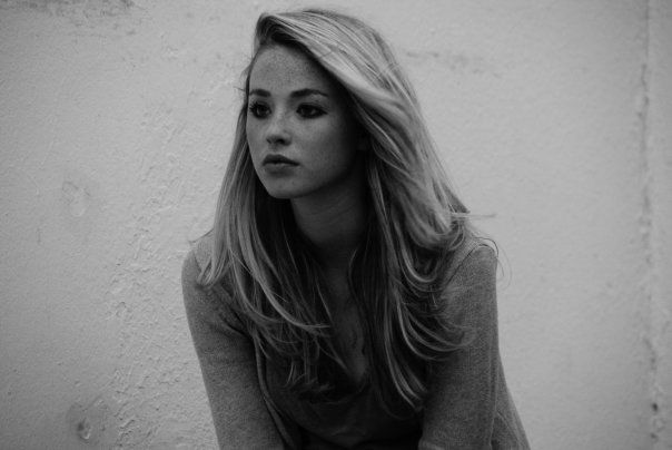 Freya Mavor's and her glorious hair