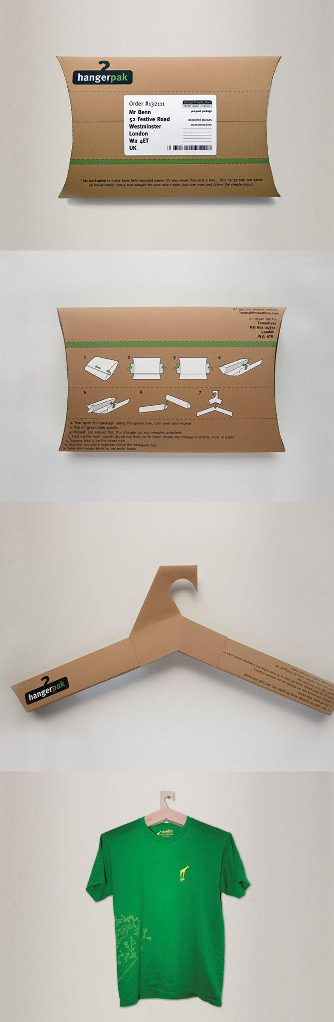 HangerPak hanger packaging                                                                                                                                                                                 More