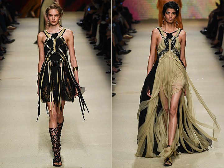 Dolce & Gabbana, Alberta Ferretti and Prada collections on Milan Fashion…