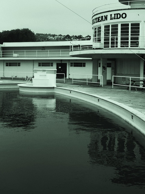 17 Best Images About Saltdean Lido Conran And Partners On Pinterest Outdoor Swimming Pool