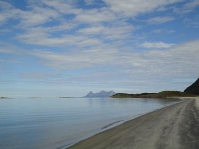 Sandvik, Sandhornøya