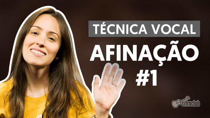 Afinação I | Técnica Vocal