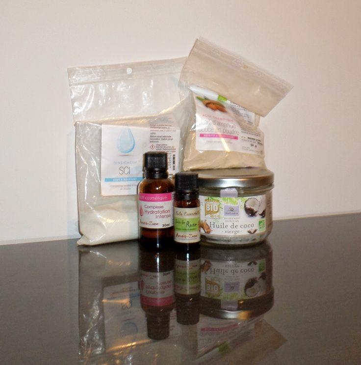 Les Carnets de Tinùviel: Shampoing solide Tout Doux à l'huile de Coco (lire les commentaires pour adapter la recette)