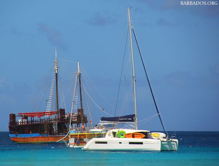 Pirate ship, glass bottom boat, or catamaran for a fun day in Carlisle Bay? Such difficult Barbados vacation choices