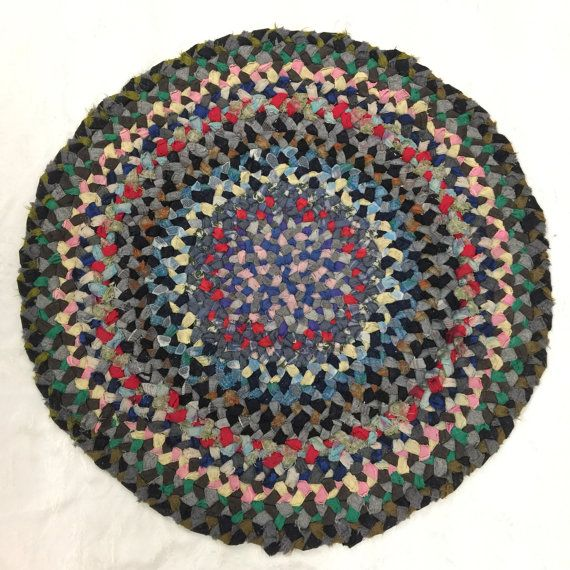 1000+ Ideas About Braided Rag Rugs On Pinterest