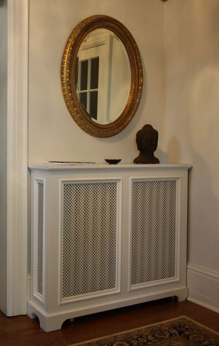 Just ordered new radiator covers! Can't wait to see them!